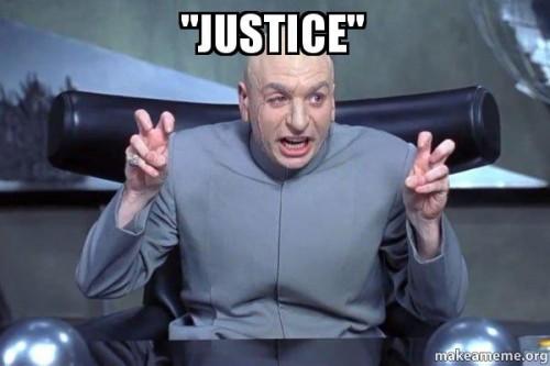 La justice médiévale vue par un homme du 21e siècle...